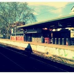 Foto tomada en Estación San Isidro [Línea Mitre] por Andre el 8/19/2012