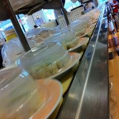 Photo taken at Marinepolis Sushi Land by 206ness on 4/3/2012