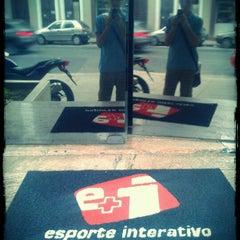 Photo taken at Esporte Interativo by Felipe F. on 9/13/2012