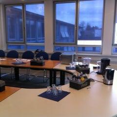 Photo taken at OFFIS - Institut für Informatik by Mathias on 4/26/2012
