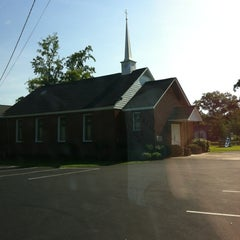 Photo taken at Rehoboth Baptist Church by Melody N. on 6/17/2012