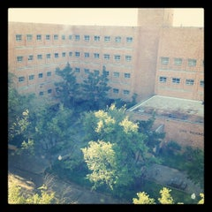 Photo taken at UTA Library by Bryan A. on 3/26/2012