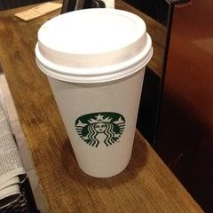 Photo taken at Starbucks by Jerome S. on 2/13/2012