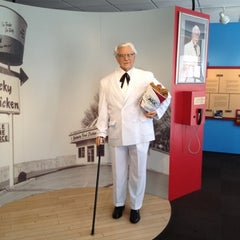 Photo taken at Louisville Visitors Center by Brian on 8/11/2012