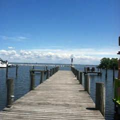 Photo taken at Dock Of The Bay by Valerie O. on 6/6/2012