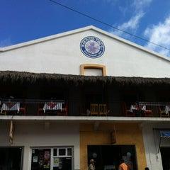 Photo taken at Mariscos Tino's by Salvador O. on 2/24/2012