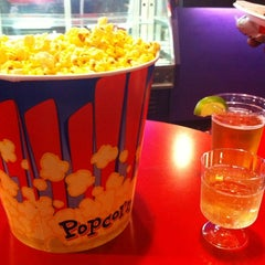 Photo taken at Carousel Cinemas Grand 18 by Chris W. on 5/27/2012