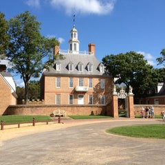 Photo taken at Governor's Palace by Todd on 9/9/2012