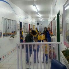 Photo taken at Colegio Alfa CEM Bilingue by Newton G. on 6/8/2012
