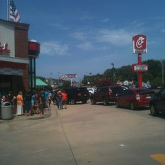 Photo taken at Chick-fil-A by Tami J. on 8/1/2012