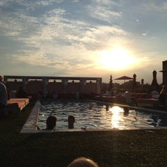 Photo taken at Penthouse Pool Club by Mike W. on 7/12/2012