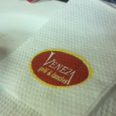 Photo taken at Veneza Grill by Carolina A. on 4/9/2012