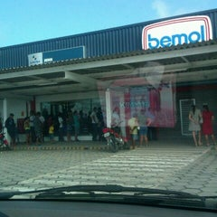 Photo taken at Bemol by Romário M. on 5/5/2012