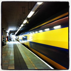 Photo taken at Station Rijswijk by Adri N. on 6/9/2012