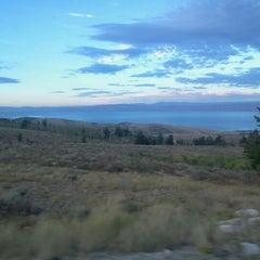 Photo taken at Bear Lake by Antony G. on 9/10/2012