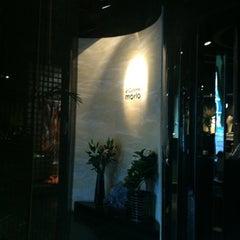 Photo taken at Morio by Sandra Z. on 7/17/2012