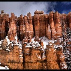 Photo taken at Bryce Canyon National Park by April K. on 3/19/2012