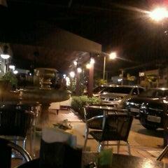 Photo taken at Auguri Café by Anna M. on 7/21/2012