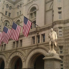 Photo taken at Old Post Office Pavilion by Ken C. on 4/21/2012