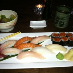 Photo taken at Sapporo Sushi by Ariel P. on 6/14/2012