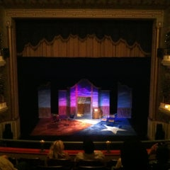 Photo taken at Springer Opera House by Kristin G. on 5/9/2012