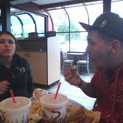 Photo taken at Burger King® by Tom R. on 3/31/2012
