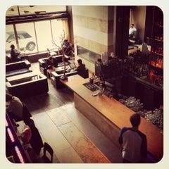 Photo taken at Sugar Café by Kelsey A. on 3/21/2012