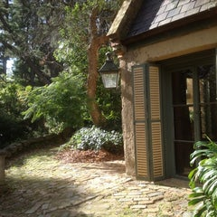 Photo taken at Montsalvat by Claire on 5/20/2012
