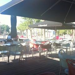 Photo taken at Cobra Café by Heleen v. on 7/24/2012