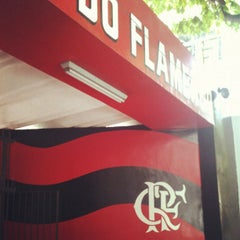 Photo taken at Clube de Regatas do Flamengo by Daniel C. on 6/28/2012