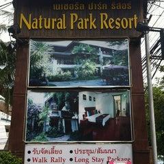 Photo taken at Natural Park Beach Resort by Nök C. on 8/17/2012
