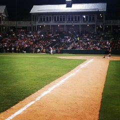 Photo taken at Dr Pepper Ballpark by Ambit E. on 8/31/2012