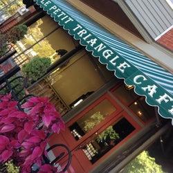 Le Petit Triangle Cafe corkage fee