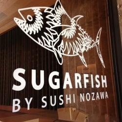 SUGARFISH corkage fee