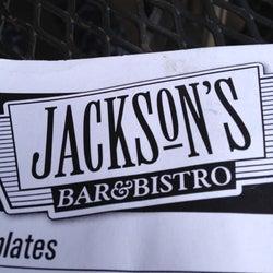 Jackson's Bar & Bistro corkage fee