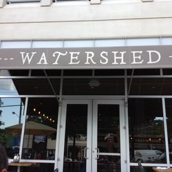Watershed on Peachtree corkage fee