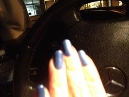 Galaxy VIII Nails