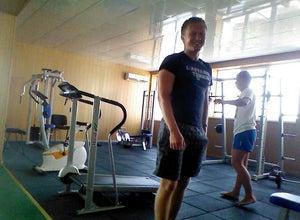 Спортзал ОСК КНУ Береговое