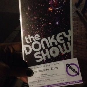 Photo of The Donkey Show