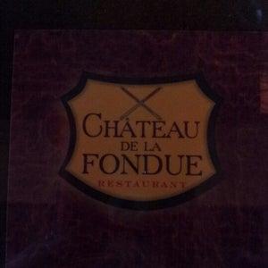 Chateau de La Fondue