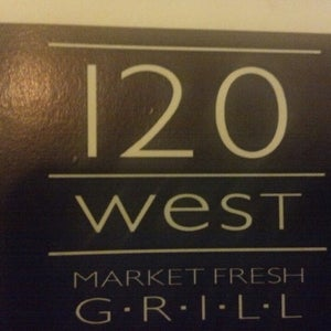 120 West Market Fresh Grill