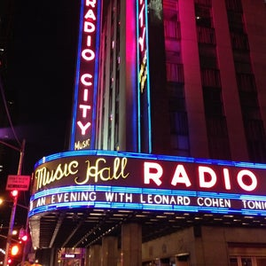 Photo of Radio City Music Hall