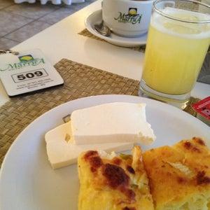 Café Da Manhã Marruá