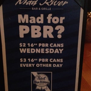 Mad River Bar and Grille