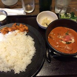 Ghar curry家