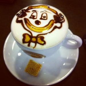 Café Feito A Grão