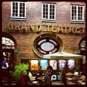 Grand Teater Movie Theater