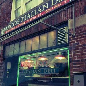 Marco's Italian Deli Hertel