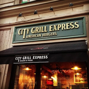 City Grill Express