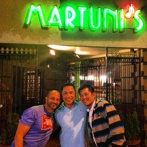 Martuni's